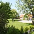 La Haute Muraille et jardin